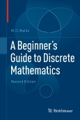 A Beginner's Guide||to Discrete Mathematics