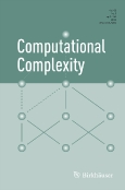 Computional Complexity
