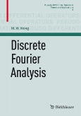 Discrete Fourier Analysis