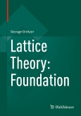 Lattice Theory:||Foundation