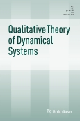 Qualitative Theory||of Dynamical Systems