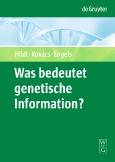 Was bedeutet genetische Information?
