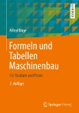 Formeln und Tabellen||Maschinenbau