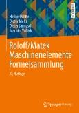 Roloff/Matek||Maschinenelemente||Formelsammlung