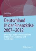 Deutschland in der Finanzkrise 2007–2012