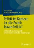 Politik im Kontext:||Ist alle Politik lokale Politik?
