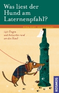 Was liest der Hund||am Laternenpfahl