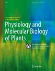 Physiology and ||Molecular Biology of Plants
