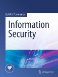 EURASIP Journal on||Information Security