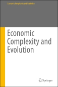 Economic Complexity and Evolution