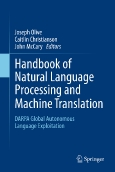 Handbook of Natural Language Processing and Machine Translation