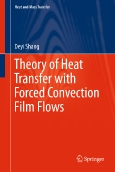 Theory of Heat Transfer with ||Forced Convection Film Flows