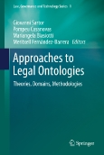 Approaches to Legal Ontologies