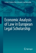 Economic Analysis of Law in European Legal Scholarship