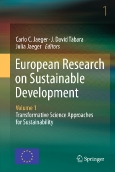 European Research on Sustainable Development
