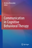 Communication in ||Cognitive Behavioral Therapy