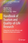 Handbook of Tourism and ||Quality-of-Life Research