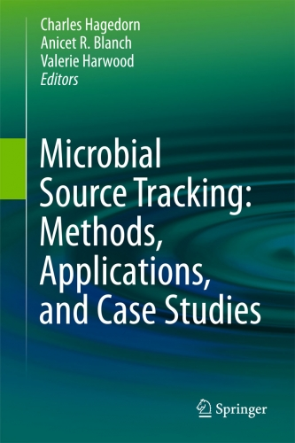 Microbial Source Tracking: Methods, Applications and Case Studies