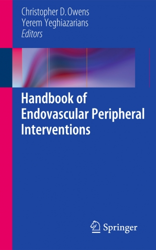 Handbook of  Endovascular Peripheral Interventions