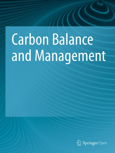 Carbon Balance and Management