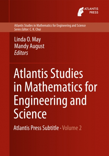 Atlantis Studies in Mathematics for Engineering and Science
