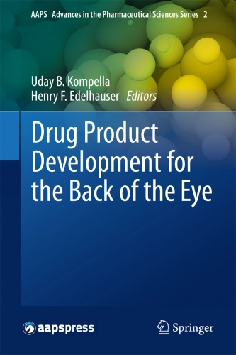 Drug Product Development for the Back of the Eye