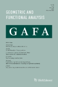 Geometric and Functional Analysis