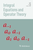 Integral Equations and Operator Theory