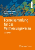 Formelsammlung für das Vermessungswesen