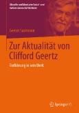 Zur Aktualität von Clifford Geertz