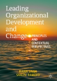 Leading Organizational Development and Change