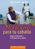 Shiatsu para tu caballo