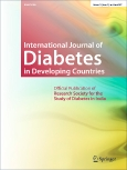 International Journal of ||Diabetes in Developing Countries