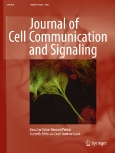 Journal of ||Cell Communication and Signaling