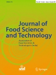 Journal of ||Food Science and Technology