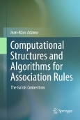 Computional Structures and Algorithms for Association Rules