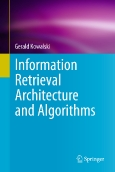 Information Retrieval ||Architecture and Algorithms