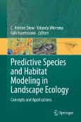 Predictive Species and Habitat Modeling in Landscape Ecology
