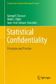 Statistical Confidentiality